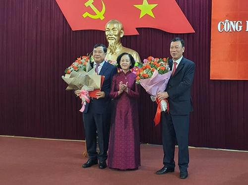 Phó trưởng Ban Nội chính Trung ương làm Bí thư Nam Định
