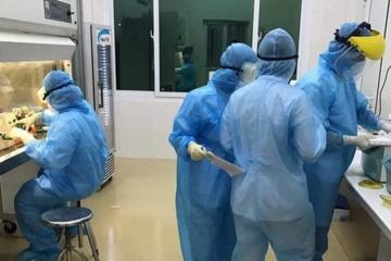 Thái Bình: 5 ca dương tính với SARS-CoV-2 đều liên quan Bệnh viện Bệnh Nhiệt đới Trung ương