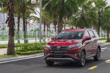 Toyota Rush được nâng cấp, giá tăng… 1 triệu đồng