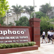 Traphaco chốt quyền chia cổ tức tiền mặt 10%