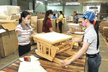 Việt Nam vượt Trung Quốc trở thành nhà xuất khẩu đồ nội thất lớn nhất sang Mỹ