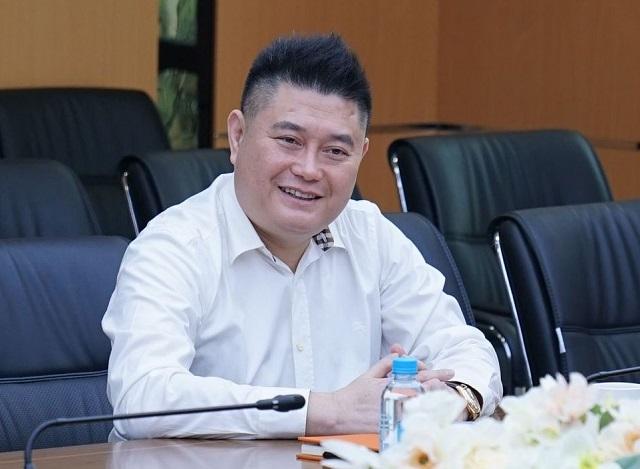 Ông Nguyễn Đức Thụy, tân Phó Chủ tịch HĐQT LienVietPostBank.