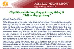 Agriseco: Cổ phiếu nào thường tăng giá trong tháng 5 'Sell in May, go away'
