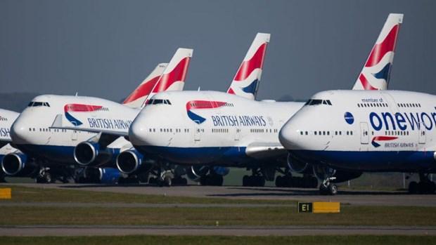Tập đoàn Hàng không quốc tế sẽ không đưa ra dự báo lợi nhuận năm 2021 do chịu ảnh hưởng liên tục của dịch COVID-19. (Nguồn: bbc.com)
