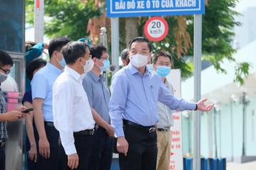 10 ca dương tính tại Bệnh viện K, chủ tịch Hà Nội bác tin phong tỏa toàn thành phố