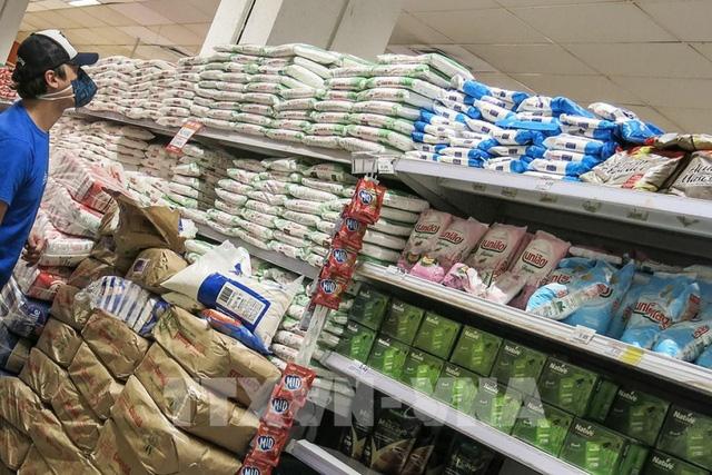 Giá lương thực thế giới tăng cao nhất kể từ 2014.