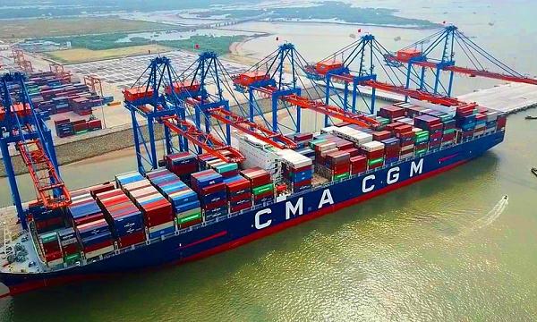 Gemadept khởi công 2 dự án cảng với tổng đầu tư hơn 6.000 tỷ đồng vào nửa cuối năm