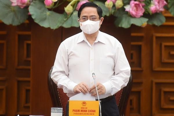 Thủ tướng yêu cầu không áp dụng giãn cách xã hội cực đoan