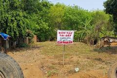 Bộ Xây dựng: Đất nền tăng 'nóng' nhưng giao dịch thực tế rất ít