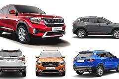 Xe SUV màu nào giữ giá tốt nhất khi bán lại?