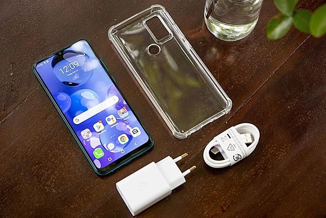 Vsmart Star 5 là smartphone cuối cùng của VinSmart, ra mắt vào tháng 3. Ảnh: MS.