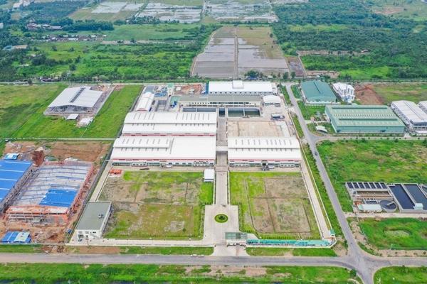 Nhiều khu công nghiệp tại TP HCM đã đi vào hoạt động nhưng vẫn chưa hoàn thành giải phóng mặt bằng