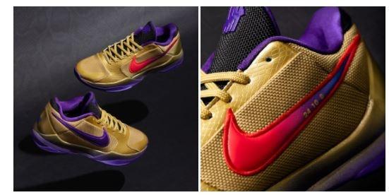 Nike ra mắt mẫu giày Kobe cuối cùng