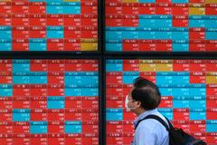 Chứng khoán châu Á tăng sau báo cáo việc làm 'gây sốc' ở Mỹ
