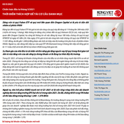 VDSC: Chiến lược đầu tư tháng 5 - Thời điểm thích hợp để tái cơ cấu danh mục