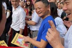 Hình ảnh hiếm của Jack Ma sau nhiều ngày vắng mặt