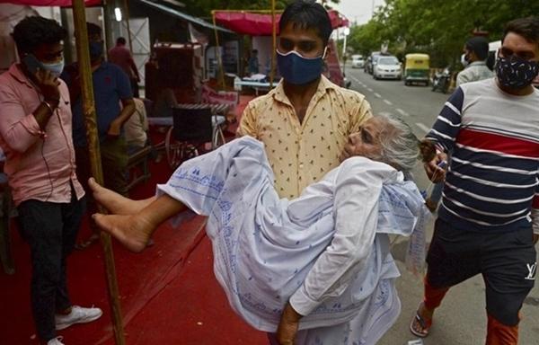 Ấn Độ cảnh báo nấm đen chết người ở bệnh nhân Covid-19