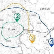 3 đường vành đai ở TP HCM dang dở nhiều năm