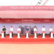 Tài chính Hoàng Huy khởi công dự án Hoang Huy Commerce gần 5.000 tỷ đồng
