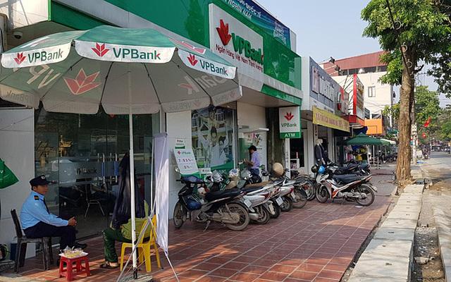 VPBank cho tạm ngừng giao dịch tại chi nhánh Ý Yên, Nam Định.