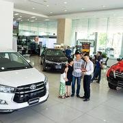 Không giảm 50% lệ phí trước bạ đối với ôtô đăng ký mới