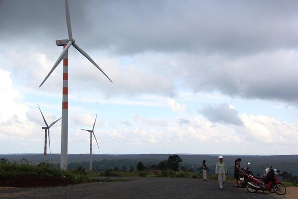 Đắk Lắk thu hút hơn 10.000 tỷ đồng vốn FDI đầu tư vào điện gió