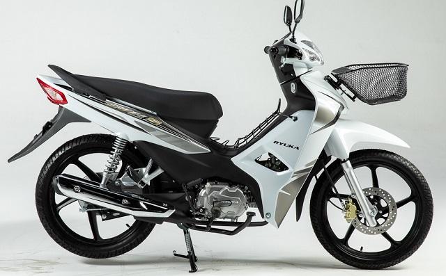 Xe máy Trung Quốc giá rẻ sản xuất tại Thái Lan, cạnh tranh Honda Wave Alpha