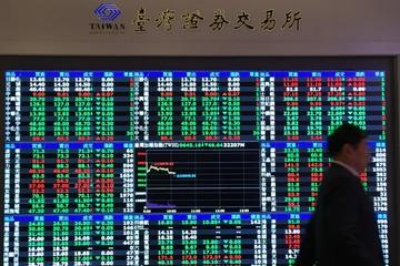 Chứng khoán Đài Loan lao dốc vì Covid-19, có lúc giảm sâu nhất kể từ năm 1969