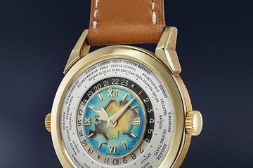 Đồng hồ Patek Philippe lập kỷ lục với giá 7,8 triệu USD