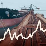 Thị trường hàng hóa bùng nổ, giá thuê tàu hàng rời tăng 700% trong hơn một năm