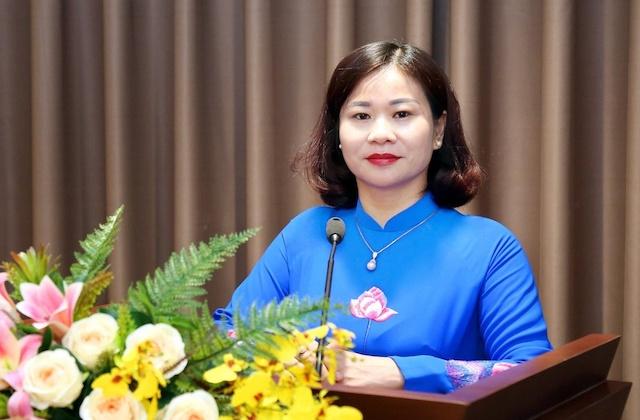 Phó bí thư Thường trực Thành ủy Hà Nội