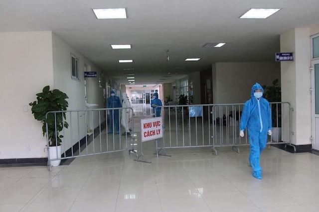 Việt Nam có thêm 34 ca nhiễm Covid-19 trong sáng nay (12/5).