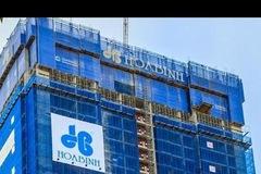 Xây dựng Hòa Bình thành lập công ty đầu tư dự án 900 tỷ đồng