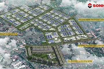 Bất động sản khu công nghiệp - mảng kinh doanh tiềm năng mới của Tập đoàn Sơn Hà