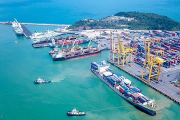 Giá cước container tăng và giao thương nhộn nhịp, lợi nhuận Gemadept, Hải An, MVN...tăng mạnh