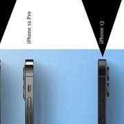 Rò rỉ thông tin kích thước iPhone 13