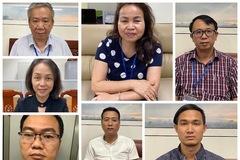 Khởi tố, bắt giam 7 cựu lãnh đạo, cán bộ Bệnh viện Tim Hà Nội và Công ty thẩm định giá