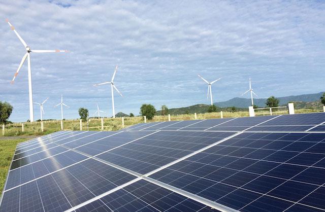 Huy động nguồn năng lượng tái tạo tăng hơn 150%.