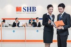 SHB lãi quý I gấp đôi cùng kỳ, tỷ lệ bao phủ nợ xấu về dưới 60%