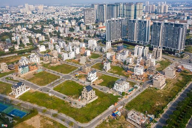 TP HCM: Giá đất Thạnh Mỹ Lợi, Thủ Đức chạm mốc 400 triệu đồng/m2