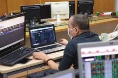 Cổ phiếu ngân hàng giúp VN-Index và HNX-Index tăng điểm