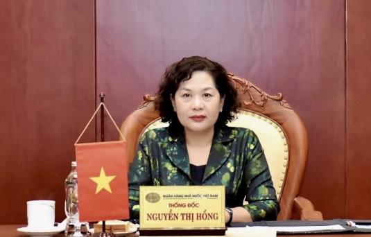 Thống đốc NHNN Nguyễn Thị Hồng. Ảnh: SBV