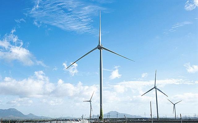 Trung Nam chuyển nhượng 35,1% cổ phần Nhà máy điện gió Trung Nam cho nhà đầu tư Nhật Bản