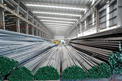 Xuất khẩu chiếm bao nhiêu trong cơ cấu bán hàng của Hòa Phát, Hoa Sen, Nam Kim?