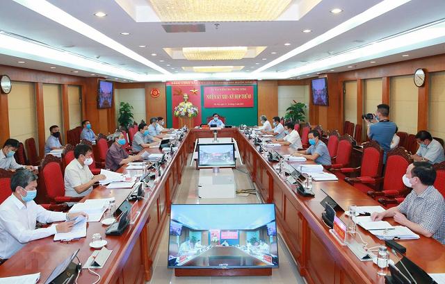 Ủy ban Kiểm tra Trung ương thi hành kỷ luật nhiều cán bộ