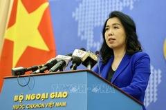 Người phát ngôn Bộ Ngoại giao: Việt Nam mong muốn các nước miễn trừ bản quyền vaccine Covid-19