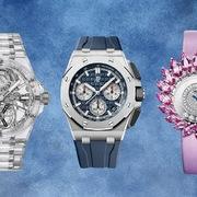 10 mẫu đồng hồ có thiết kế ấn tượng năm 2021