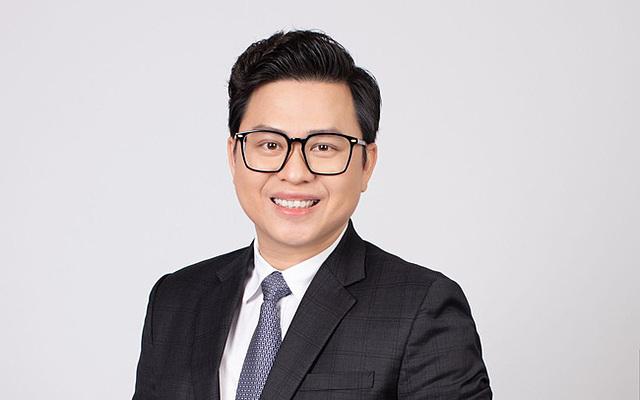 ông Trương Khánh Hoàng, tân quyền Tổng giám đốc SCB.