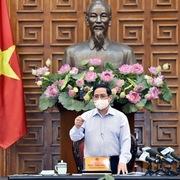 Thủ tướng lý giải quan điểm 'chủ động tấn công' dịch Covid-19