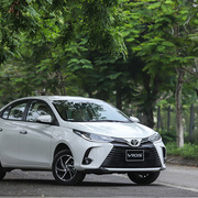 Đại lý Toyota giảm giá Vios 10-20 triệu đồng